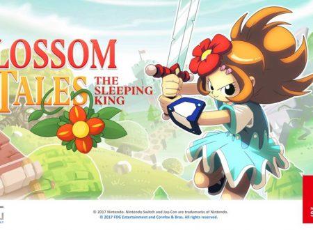 Blossom Tales: il titolo annunciato con un trailer per l'approdo su Nintendo Switch