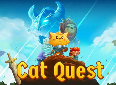 Cat Quest: il titolo potrebbe vedere la luce a novembre su Nintendo Switch