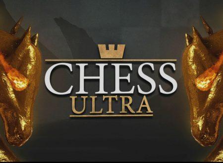 Chess Ultra: il titolo listato per l'arrivo il 2 novembre sui Nintendo Switch europei