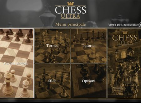 Chess Ultra: uno sguardo in video al titolo dai Nintendo Switch europei