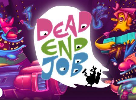 Dead End Job: il titolo annunciato per l'arrivo su Nintendo Switch nel 2018