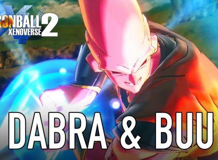 Dragon Ball Xenoverse 2: pubblicato il trailer del DLC di Darbula e Super Buu