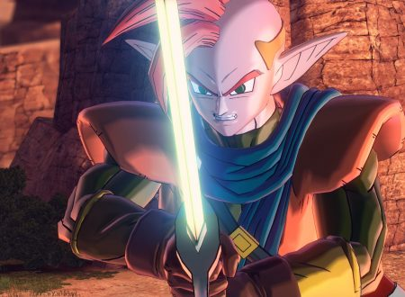 Dragon Ball Xenoverse 2: svelati i primi screenshots e dettagli sul DLC di Tapion e Androide n°13