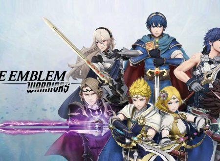 Fire Emblem Warriors: il titolo aggiornato alla versione 1.2.1 su New Nintendo 3DS