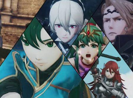 Fire Emblem Warriors: prima occhiata alle vendite giapponesi del titolo su Nintendo Switch e New 3DS