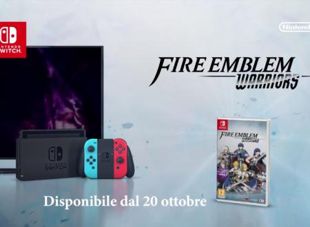 Fire Emblem Warriors: pubblicato il trailer di lancio italiano del titolo