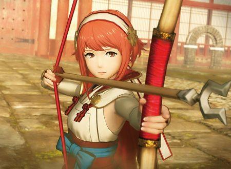 Fire Emblem Warriors: pubblicato un nuovo video sulla modalità Storia con Sakura