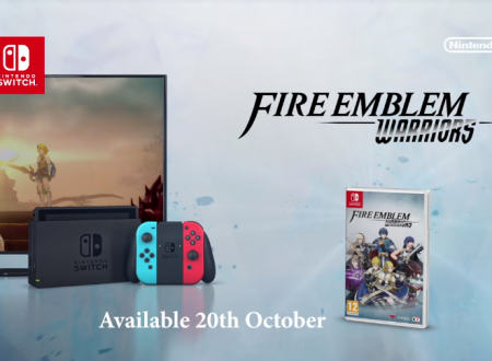 Fire Emblem Warriors: pubblicato un video commercial inglese del titolo