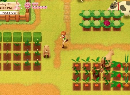 Harvest Moon: Light of Hope, pubblicato un nuovo trailer del titolo per Nintendo Switch