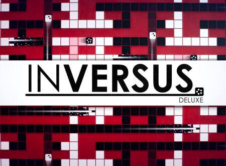INVERSUS Deluxe: il titolo ora aggiornato alla versione 1.5.8 sui Nintendo Switch europei