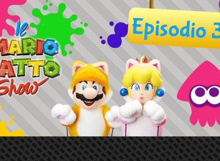 Il Mario Gatto Show: pubblicato il trentaduesimo episodio in lingua italiana dello show felino