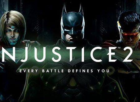 Injustice 2: il titolo potrebbe arrivare in futuro anche su Nintendo Switch