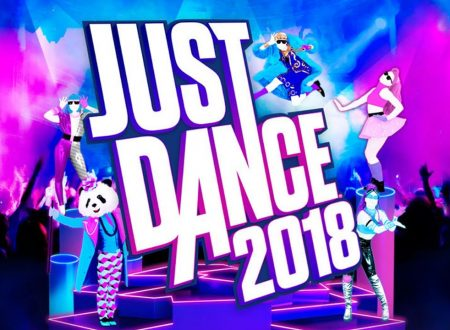 Just Dance 2018: la demo ora disponibile sull'eShop europeo di Nintendo Switch