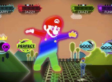 Just Dance 2018: la versione per Nintendo Switch avrà delle coreografie dal mondo di Super Mario