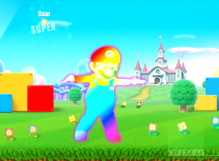 Just Dance 2018: un nuovo sguardo in video a Just Mario, il brano di Mario nel titolo