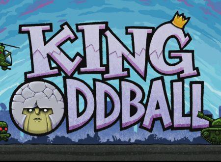 King Oddball: il titolo in arrivo il 30 ottobre sui Nintendo Switch europei