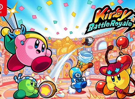 Kirby: Battle Royale, il titolo ora in preorder sul Nintendo UK Store