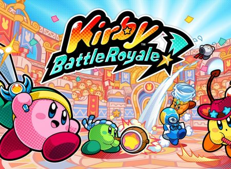 Kirby: Battle Royale, pubblicato un video gameplay di 46 minuti sul titolo