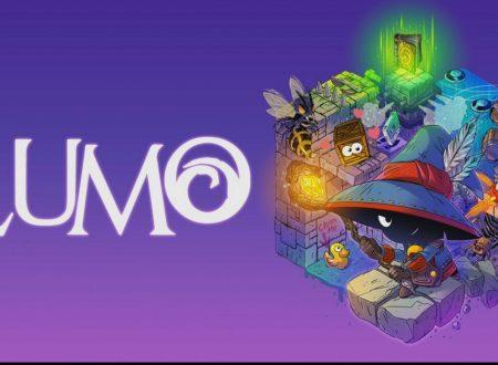 LUMO: il titolo è in arrivo il 16 novembre sui Nintendo Switch europei