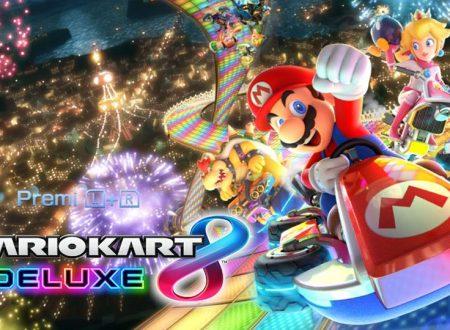 Mario Kart 8 Deluxe: ora disponibile la versione 1.3.0 del titolo per Nintendo Switch
