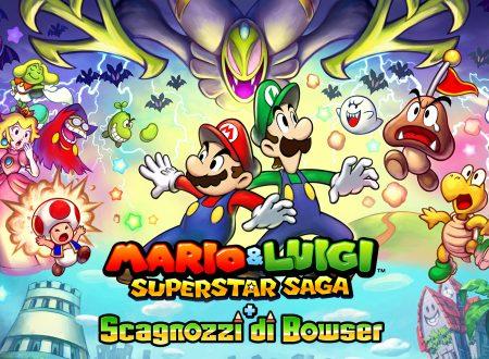 Mario & Luigi: Superstar Saga + Scagnozzi di Bowser: il giro delle recensioni del remake per Nintendo 3DS