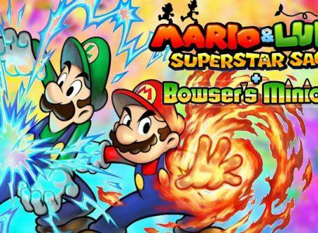 Mario & Luigi: Superstar Saga + Scagnozzi di Bowser, un'occhiata alle vendite della prima settimana in Giappone