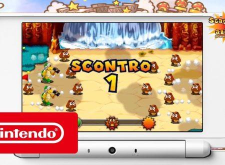 Mario & Luigi: Superstar Saga + Scagnozzi di Bowser: pubblicato il trailer sugli Scagnozzi