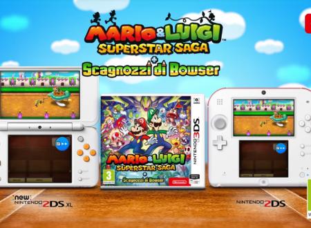 Mario & Luigi: Superstar Saga + Scagnozzi di Bowser: pubblicato un trailer nostalgico