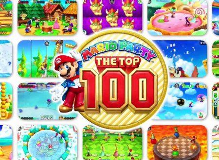 Mario Party: The Top 100, il titolo è in arrivo il 5 gennaio sui Nintendo 3DS europei