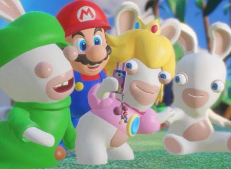 Mario + Rabbids Kingdom Battle: pubblicato il trailer dedicato al Pacchetto DLC sfide ultra