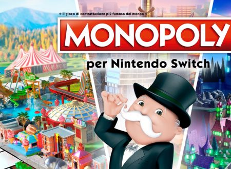 Monopoly per Nintendo Switch: pubblicato un primo video gameplay sul titolo