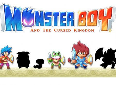 Monster Boy and the Cursed Kingdom, svelato il nuovo sprite e le animazioni di Lion