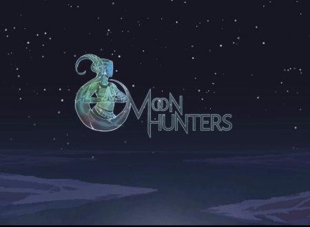 Moon Hunters: il titolo in arrivo il 26 ottobre sui Nintendo Switch europei