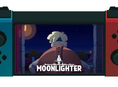 Moonlighter: annunciato ufficialmente l'approdo del titolo su Nintendo Switch