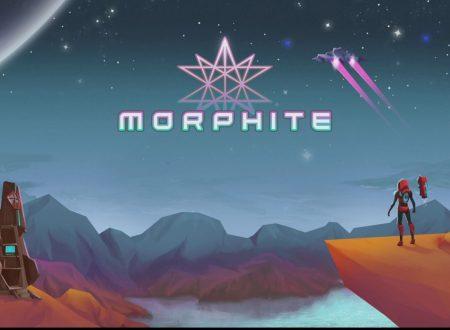 Morphite: il titolo ora in arrivo il 2 novembre sui Nintendo Switch europei