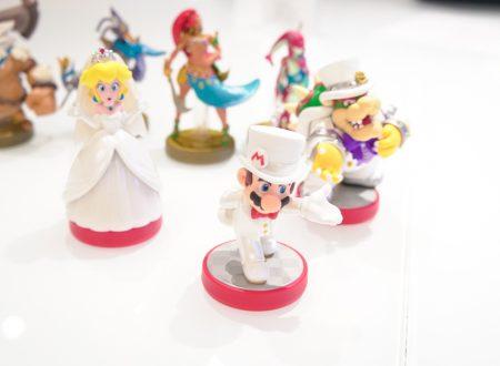 Mostrate nuove immagini degli amiibo di Zelda: Breath of the Wild e Super Mario Odyssey