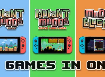 Mutant Mudds Collection supporterà la cattura dei video su Nintendo Switch