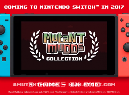 Mutant Mudds Collection ufficialmente annunciata per l'arrivo su Nintendo Switch