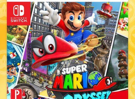 My Nintendo: ora disponibili nuovi premi dedicati a Super Mario Odyssey