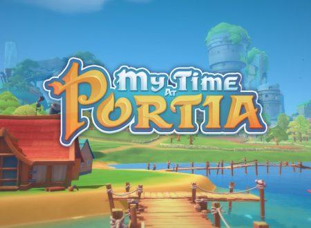 My Time at Portia: il titolo in arrivo su Nintendo Switch nel 2018