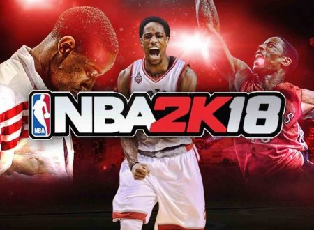 NBA 2K18: disponibile il trailer di lancio del titolo per Nintendo Switch