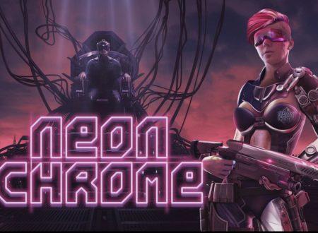 Neon Chrome: il titolo in arrivo il 12 ottobre sui Nintendo Switch europei