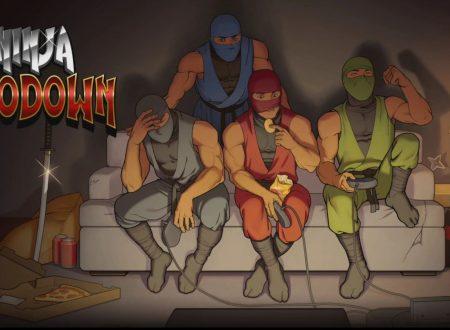 Ninja Shodown: il titolo in arrivo il 5 ottobre sui Nintendo Switch americani