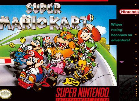 Nintendo Classic Mini: SNES, intervista speciale (parte 4) agli sviluppatori di Super Mario Kart