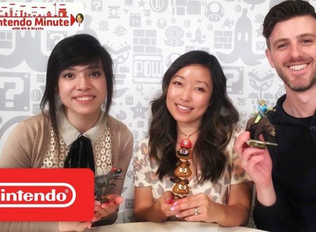 Nintendo Minute: gli amiibo personalizzati di GandaKris, in video con Kit e Krysta
