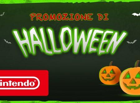 Nintendo eShop: svelati i titoli in sconto per la Promozione di Halloween 2017, ora disponibile