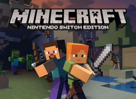 Nuova manutenzione per Minecraft: Nintendo Switch/Wii U Edition e per l'eShop Wii U, 3DS e Wii Shop