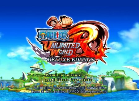 One Piece Unlimited World Red Deluxe Edition: un nostro sguardo in video al titolo dai Nintendo Switch europei