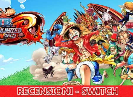 One Piece Unlimited World Red Deluxe Edition – Recensione – Switch eShop