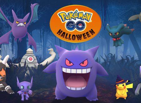 Pokémon GO: confermata la terza generazione, gli spettri di Hoeen ad Halloween, altri in arrivo a dicembre